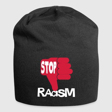 Stop Racism - Anti Racism Shirt - Jersey Beanie