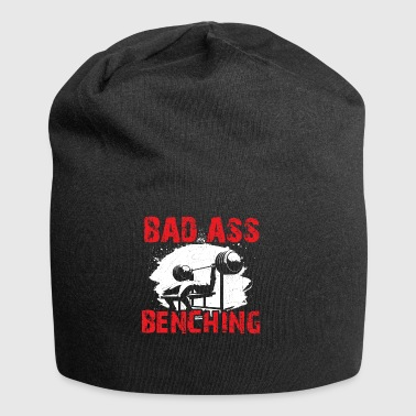 BAD ASS benching - Bonnet en jersey
