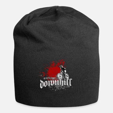 Downhill downhill - mountainbiking - Jersey Beanie