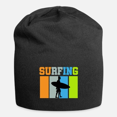 Surfista Surfisti surfisti surfisti surfisti - Beanie in jersey