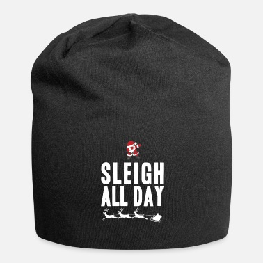 Every-day every day - Jersey Beanie