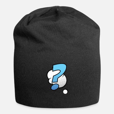 Comic Comic Comic Style Comic Strip Comics - Jersey Beanie