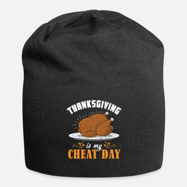 Dieet Cheat Day Holiday Season Grappig cadeau - Jersey-Beanie