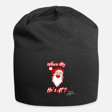 Spiritoso Natale Natale Natale - Beanie in jersey