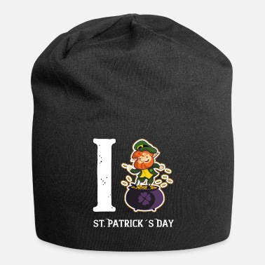 St Patricks Day Leprechaun st patricks day - Beanie