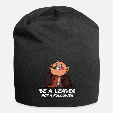 Baby Sayings Baby leader saying funny - Beanie