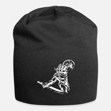 Combat Warrior in combat - Jersey Beanie