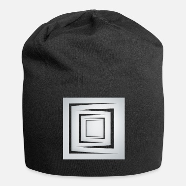Silhouette silhouette - Beanie in jersey