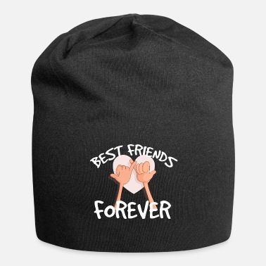 Best Friends BEST FRIENDS BEST FRIENDS - Jersey Beanie