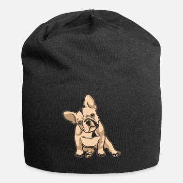 French French Pit Bull - Jersey Beanie