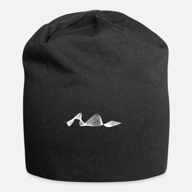 Pulse pulse - Jersey Beanie