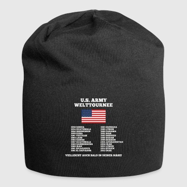 US Army World Tour - Jersey-Beanie