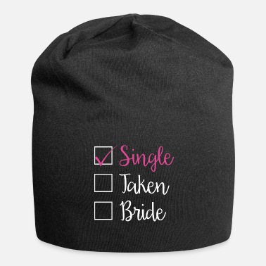 Single SINGLE - SINGLE TAKEN BRIDE (w) - Beanie