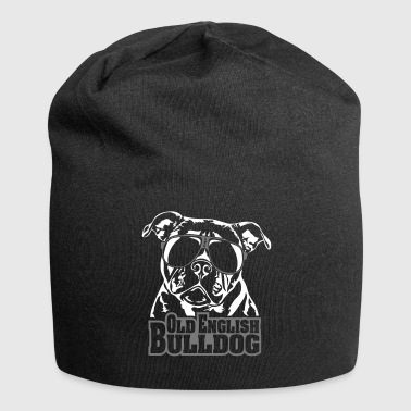 OLD ENGLISH BULLDOG cool - Jersey Beanie