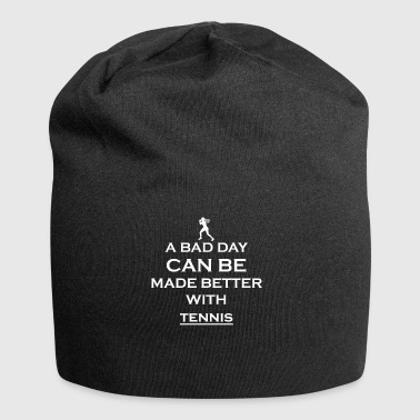 gift bad better day tennis star wimbledon - Jersey Beanie