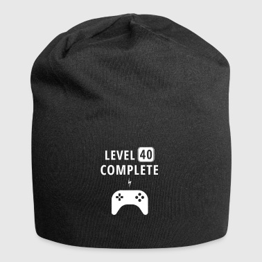 T-shirt 40th Birthday Gamer Funny Gift - Jersey Beanie