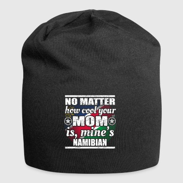 no matter mom cool mother gift Namibia png - Jersey Beanie
