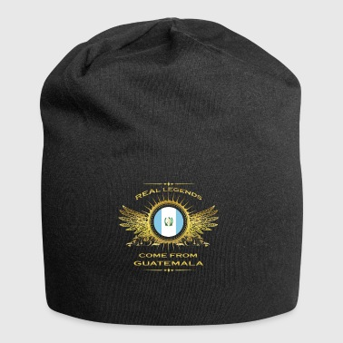 Guatemala Legends born gift home in GUATEMALA - Jersey Beanie