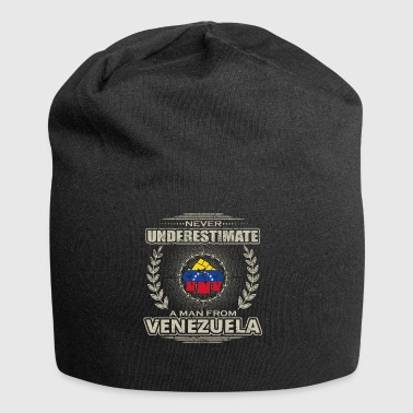Mai sottovalutare E VENEZUELA png - Beanie in jersey