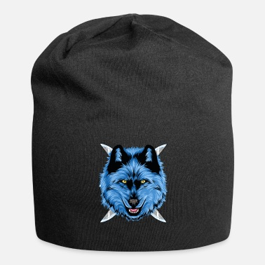 Pugnale Lupo pugnale - Beanie in jersey