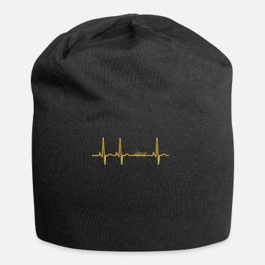 Black Hawk evolutie EKG Black Hawk helikopter Hey - Beanie
