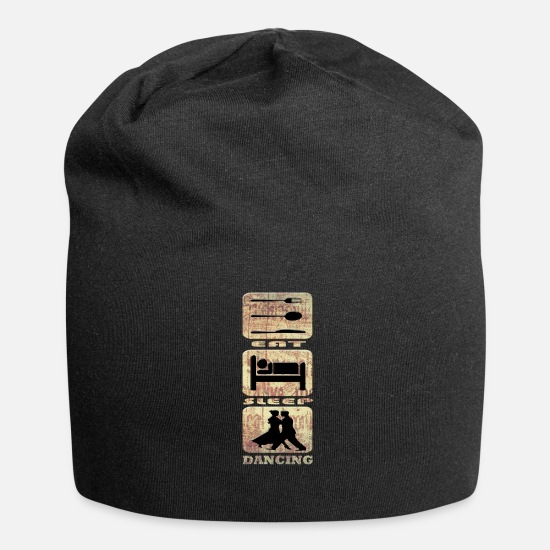 Street Dance Caps & Hats - Dance - Beanie black