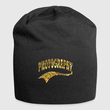 Photography photography - Jersey Beanie
