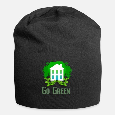 Ecologia Ecologia verde - Beanie in jersey