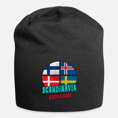 Scandinavie Scandinavie Explorer / Scandinavie / Cadeau - Bonnet en jersey