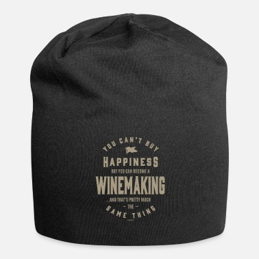 Winemaker Happiness Winemaking - Beanie