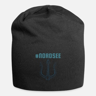 North Sea #North Sea - Jersey Beanie
