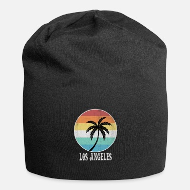Californien Los Angeles - Jersey-Beanie