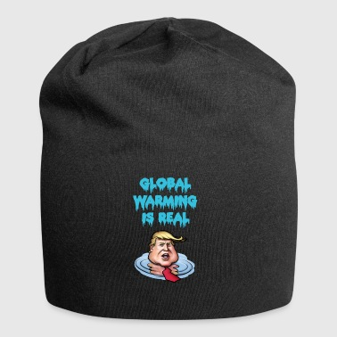 Heat Heating is real - Jersey Beanie