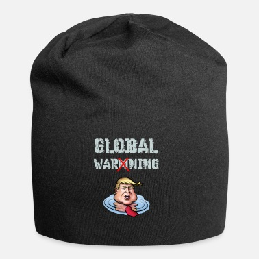 Global avertissement global - Bonnet en jersey