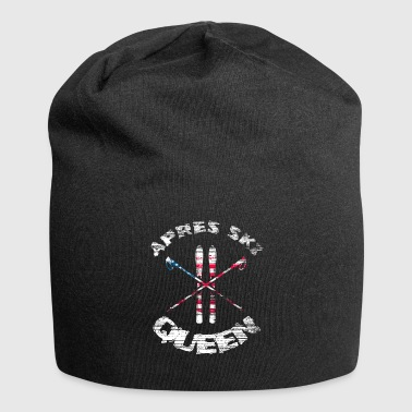 afterski QUEEN - Jersey-beanie