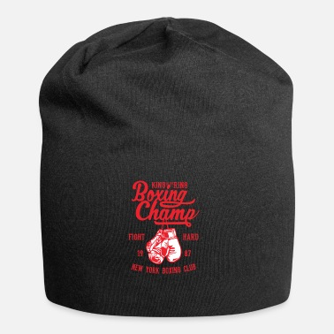 Champ Boxing Champ - Jersey-Beanie