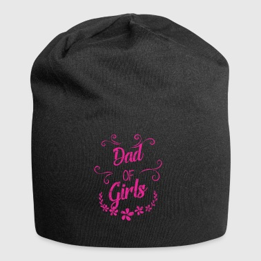 Daddy of girls / father of girls - Jersey Beanie