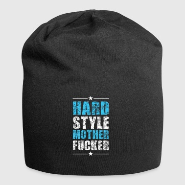 Provocative Hardstyle Tshirt - Jersey Beanie