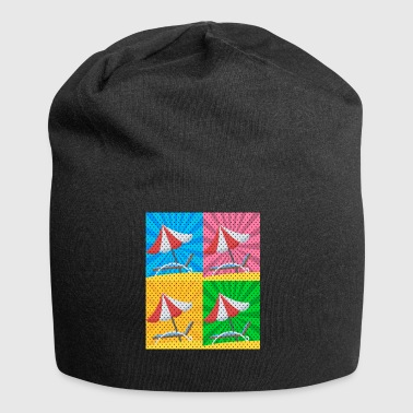 Pop Art pop art - Beanie in jersey