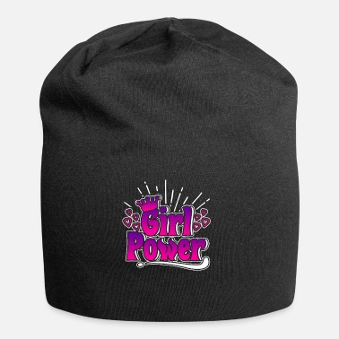 Girl Power Girl Power - Girl Power - Beanie in jersey