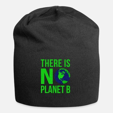 B Day There Is No Planet B - Earth Day - Beanie