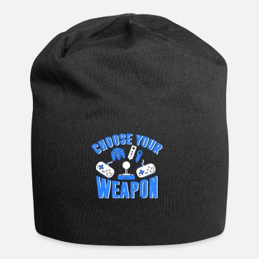 Weapons Choisissez votre T-shirt Weapon Gaming - Bonnet en jersey
