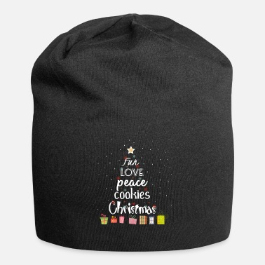 Christmas Christmas Tree and Gifts - Beanie