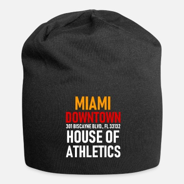 Spring Break Downtown Miami - House of Athletics - Florida - Jersey-Beanie