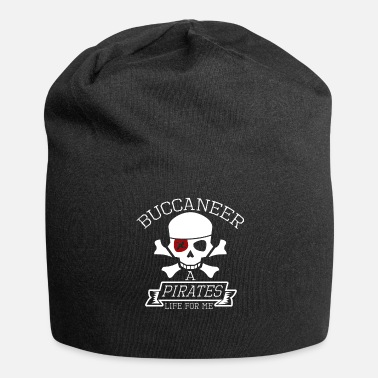 Buccaneer Buccaneer A Pirates Life For Me - Beanie