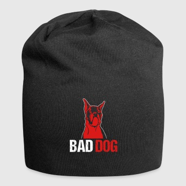 Stoute hond - Jersey-Beanie