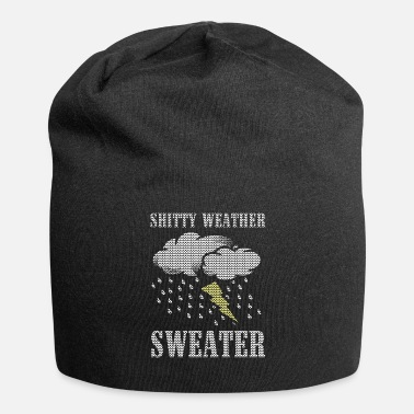 Severe Weather Shitty Weather - Beanie