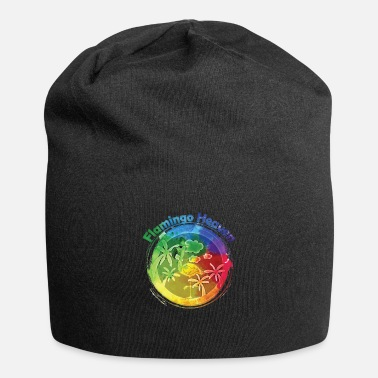 Heaven Flamingo Heaven Rainbow - Beanie