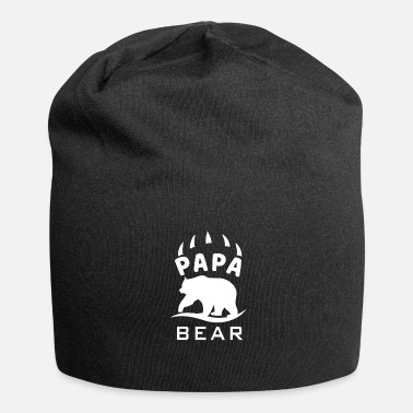 Daddy Daddy Bear Dad Dad Daddy Daddy Camiseta - Beanie