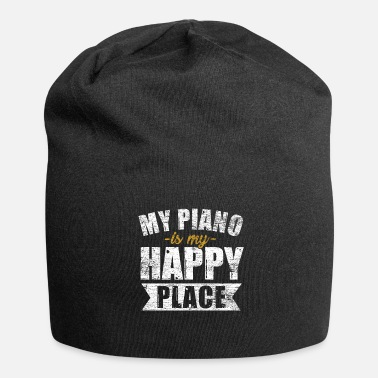 Pianoforte pianoforte - Beanie in jersey